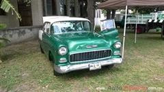 Día Nacional del Auto Antiguo Monterrey 2020 - Chevrolet Bel Air 1955