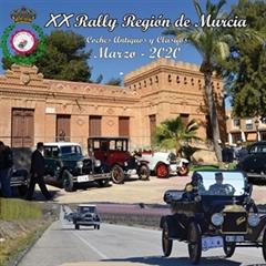 Más información de XX Rally Región de Murcia