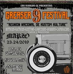 Más información de 9o Reunión Nacional de Kustom Kulture Greaser Festival