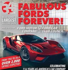 Más información de 34th Annual Fabulous Fords Forever
