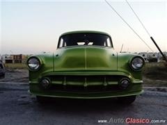 Día Nacional del Auto Antiguo Monterrey 2020 - Chevrolet Bel Air 1953