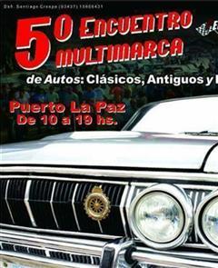 Más información de 5o Encuentro Multimarca de Autos Clásicos, Antiguos y Hot Rod