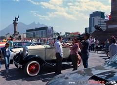 Día Nacional del Auto Antiguo Monterrey 2019 - Ford roaster 1930