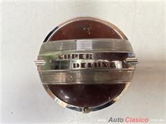 FORD 1941 SUPER DELUXE CENTRO DE VOLANTE ORIGINAL