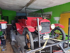 Ford Modelo T Convertible 1920