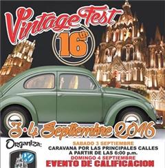 Más información de 16th Vintage Fest