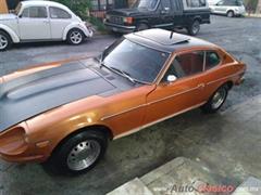 Día Nacional del Auto Antiguo Monterrey 2019 - Nissan 260z 2+2 1974