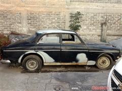 1961 Volvo 122s amazon Sedan