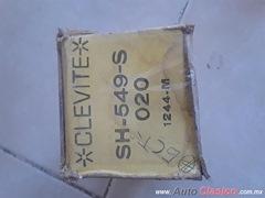 Metales Arbol 1244M 020 Vam 6Cyl 199 232 252 258 282 (81-85)