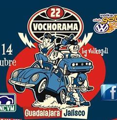 Más información de 22 Vochorama Guadalajara