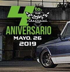 Más información de 4to Aniversario Club Chevrolet Victoria