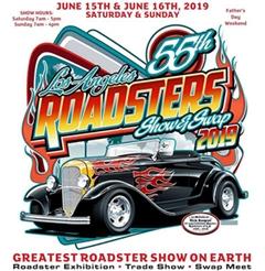Más información de 55th Los Angeles Roadsters Show & Swap 2019