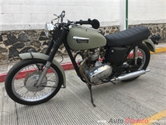 1968 Otro Custom bonneville