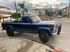 1981 Jeep J20 Pickup