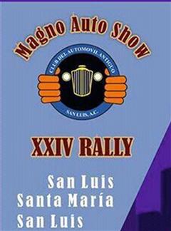 Más información de XXIV Rally Magno Auto Show
