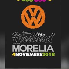 Más información de Volks Weekend Morelia 2018