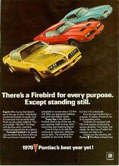 1976 Pontiac TRANS AM Hardtop