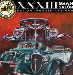 Más información de XXXIII Gran Salon del Auto Antiguo