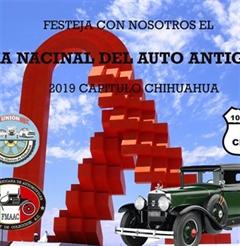 Más información de Día Nacional del Auto Antiguo Chihuahua 2019