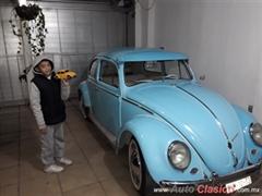 Día Nacional del Auto Antiguo Monterrey 2019 - Volkvawen Escarabajo 1967