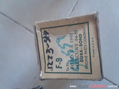 Metales Arbol Std 1223 Ford V8 272 292 54-62-