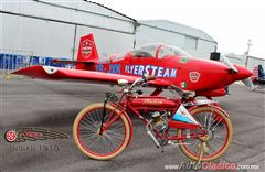 1910 Indian Ciclomotor Scout