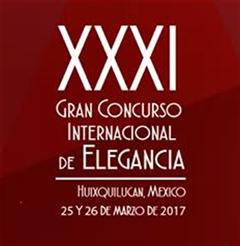 Más información de XXXI Gran Concurso Internacional de Elegancia