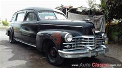 1948 Cadillac Carroza Limousine
