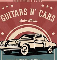 Más información de Guitars N' Cars Auto Show 2018