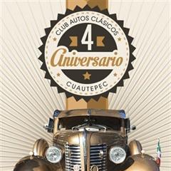 Más información de 4 Aniversario Club Autos Clásicos Cuautepec
