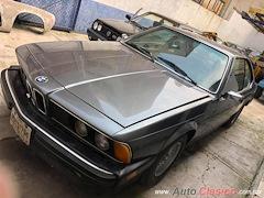 Otro BMW 633 csi Coupe 1984