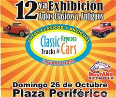 Más información de 12va Exhibición Autos Clásicos y Antiguos