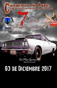 7o Festival Mi Auto Antiguo San Felipe Guanajuato