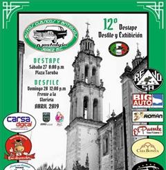 Más información de 12o Destape Desfile y Exhibición Jerez