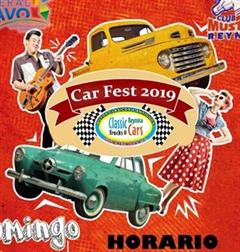 Más información de Car Fest 2019 General Bravo