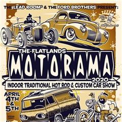 Más información de The Flatlands Motorama 2020