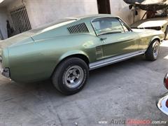 1967 Ford Mustang 1967 Fastback GTA Excelente Orig Fastback