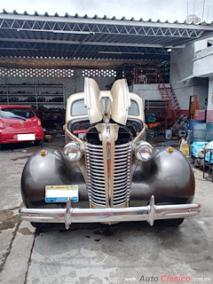 1938 Buick Clásico Sedan
