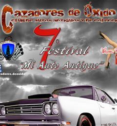 Más información de 7o Festival Mi Auto Antiguo San Felipe Guanajuato