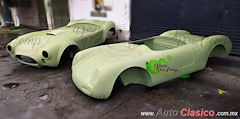 Carrocería Porsche 550 Spyder