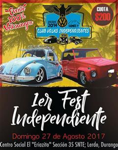 Más información de 1er Fest Independiente Lerdo Durango