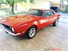 Día Nacional del Auto Antiguo Monterrey 2019 - Chevrolet Camaro 1968