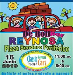 Más información de De Roll Por Reynosa 2019