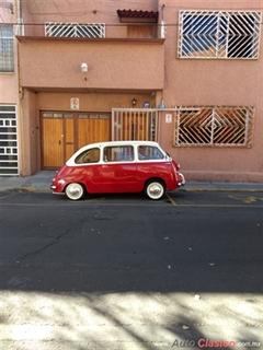 Fiat 600 Multipla tapones o polveras