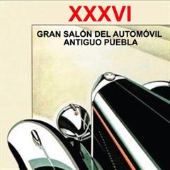 Más información de Gran Salón del Automóvil Antiguo Puebla XXXVI