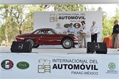 Más información de Gala Internacional del Automovil 2019