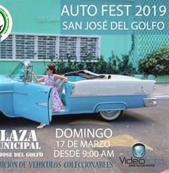 Más información de Auto Fest 2019 San José del Golfo