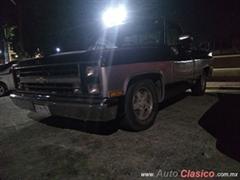 Día Nacional del Auto Antiguo Monterrey 2020 - Chevrolet Cheyenne 1981
