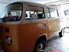 Día Nacional del Auto Antiguo Monterrey 2020 - Volkswagen Combi 1984