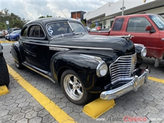 1941 Buick Eight Fastback
